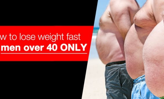 Weight Loss For Men Over 40 — Simple & Easy Diet Plan For Men